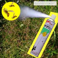 広角噴射のハチスプレー ハチダウン 730ml:画像