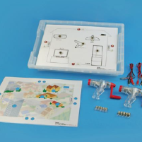 電気の需要と供給体験ボード SEPUPシリーズ:画像