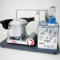 火力発電実験模型:画像