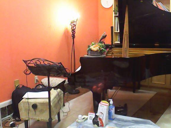 ピアノ演奏生配信(Zoomを使って)…(第4回目)のご案内!!