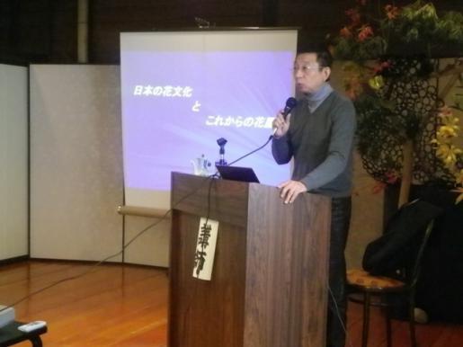 2011/02/02 17:48/「元気の出る!講演会」開催しました。