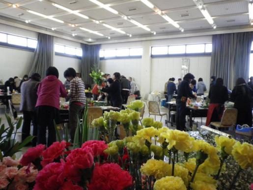 2011/04/06 13:35/母の日に向けて〜リーダー研修会を開催しました〜