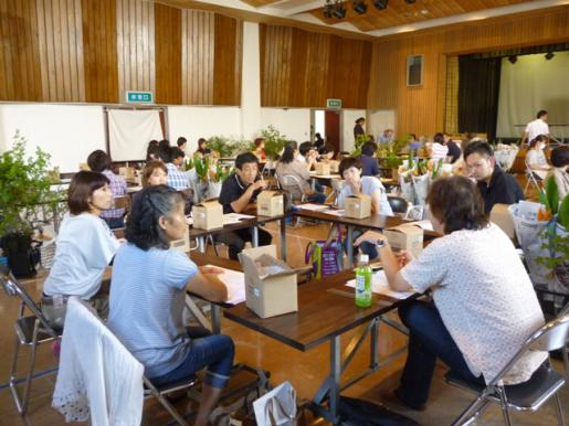 2012/09/08 11:14/花キューピット 秋の全国研修会を開催しました