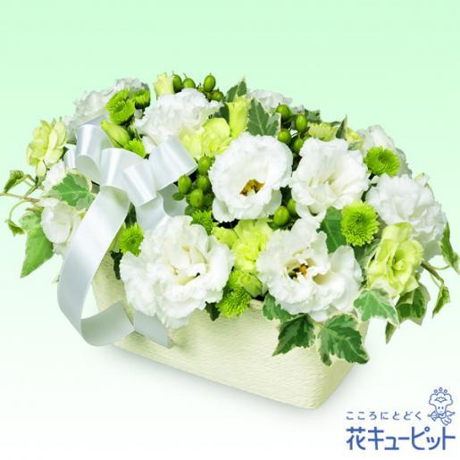2018/07/07 11:29/お盆の花贈りは、花キューピットのお店でどうぞ。