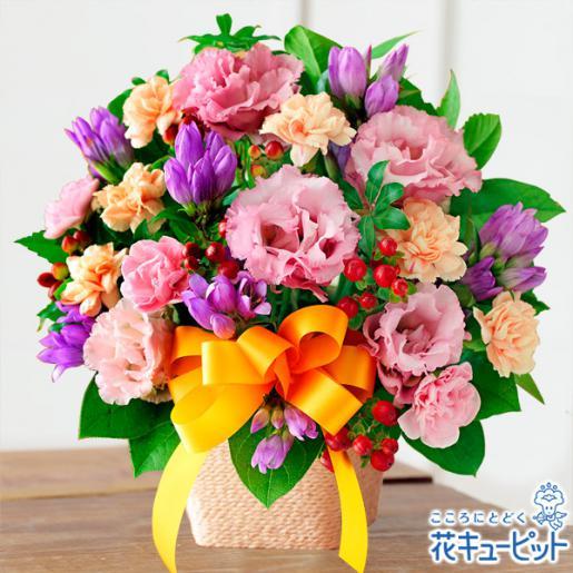 2019/09/13 09:12/敬老の日のフラワーギフトは 花キューピットのお店で。