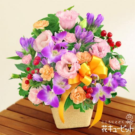 2020/09/14 08:52/敬老の日のフラワーギフトは、花キューピットのお店におまかせください!