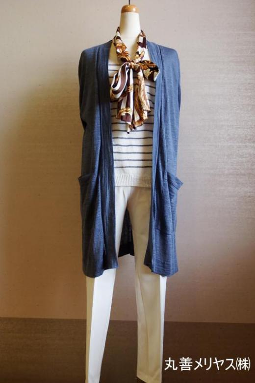 わが町自慢のファッションニット《7月のYamanobe Knit》/