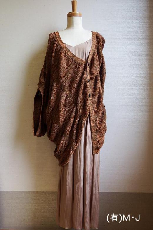 わが町自慢のファッションニット《7月のYamanobe Knit 》/