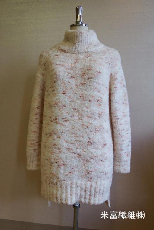 わが町自慢のファッションニット《10月のYamanobe Knit》/
