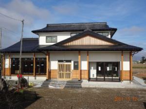 「エコ電化住宅完成見学会」の画像