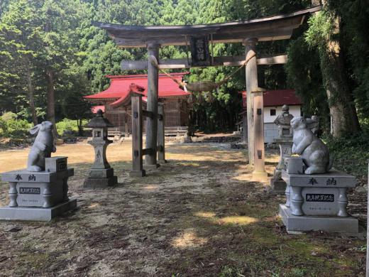 葉山神社/