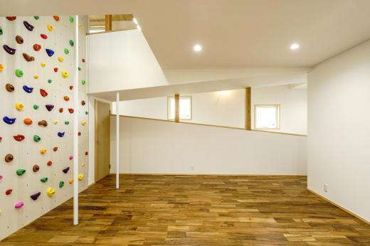 Galleryの新築コーナーに「スロープの家」をアップしました!/