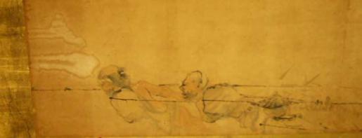 2009/04/16 22:03/花山家の船曳き絵