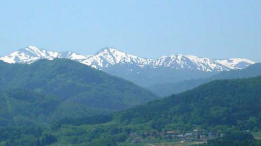 2009/04/05 17:08/01.朝日連峰エリア