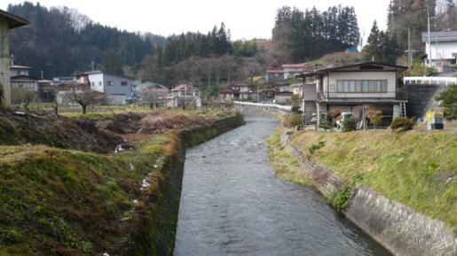 2009/04/19 20:24/川干し(昔の遊び)