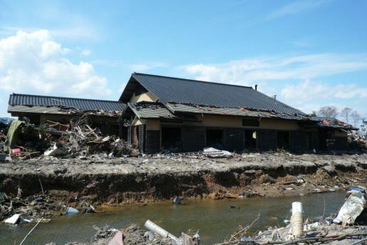 2011/08/01 19:02/宮城県やまもと・わたり田園空間博物館の被災状況