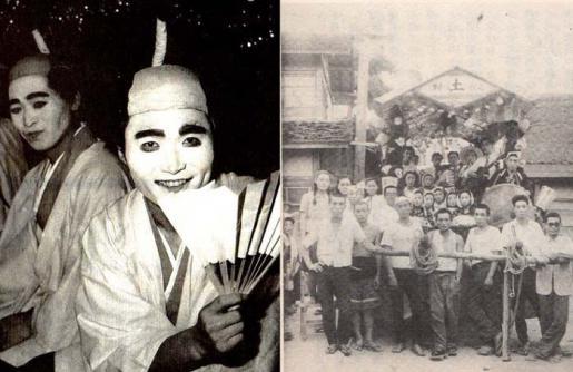 2014/08/17 06:48/大谷風神祭の屋台の思い出