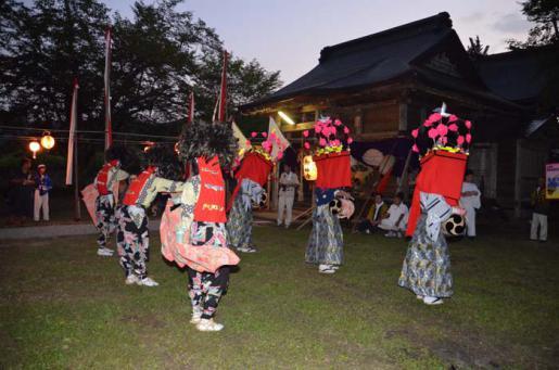 2014/08/21 08:43/大谷獅子踊り保存会について