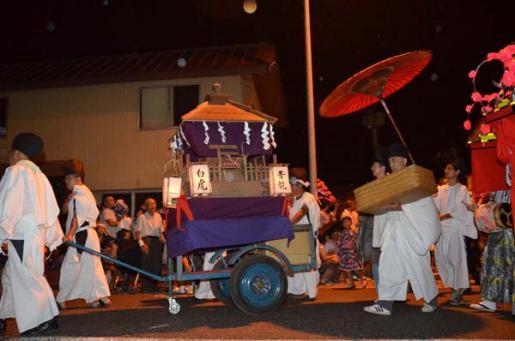 2013/09/11 18:39/大谷風神祭の神事