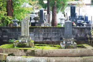 「朝日町の勤王の志士白田外記シンポ見学会11/11」の画像