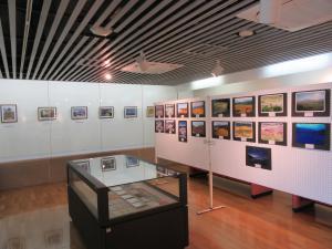 「朝日町エコミュージアムサテライトフォトコンテスト写真展 開催中!」の画像