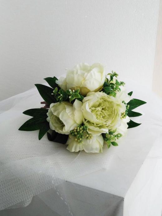 ころころブーケ|えがお花-Artificial Flower/