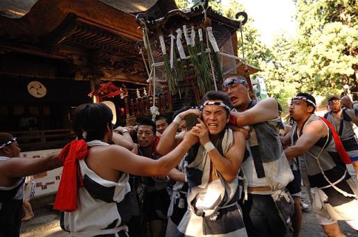 2011/11/22 09:59/宮内の祭り(熊野例大祭)