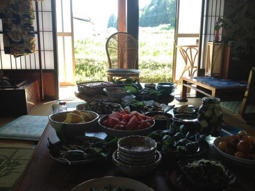2012/09/11 16:20/中津川 農家民宿