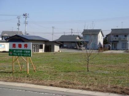 【優良田園住宅】山形県上山市二日町字堀込分譲計画/