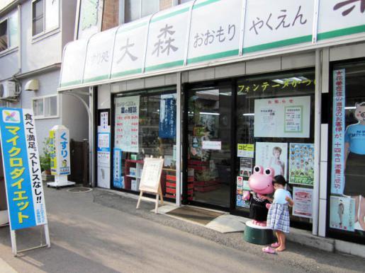 2010/07/05 09:53/マイクロダイエットのススメ in 大森薬苑さん