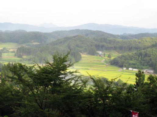 2010/08/28 10:25/毘沙門山からの風景