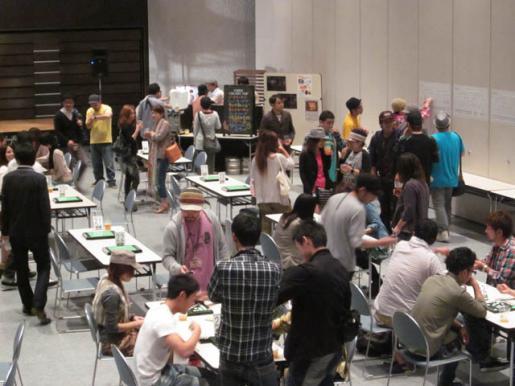 2010/10/12 09:32/オセロで地域交流【オセロバトル2010 -White Turn-】