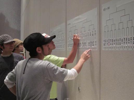 2010/10/12 09:53/トーナメント!