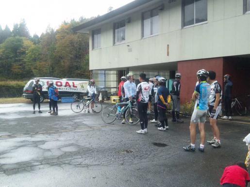 2011/10/24 01:05/大井沢きのこ祭り サイクリング2011