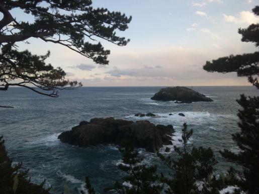 2012/12/31 21:57/気仙沼大島 ママチャリ一周チャレンジ