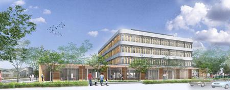 2015/03/31 17:05/尾花沢市新庁舎建設基本設計業務プロポザールにて、設計者に選定されました。