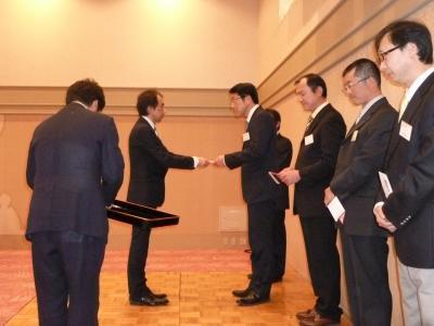 「平成23年度 定時総会にて」の画像
