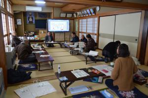 「第45回白椿地区公民館 新春川柳大会 」の画像