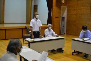 「東部地区組織代表者会議」の画像