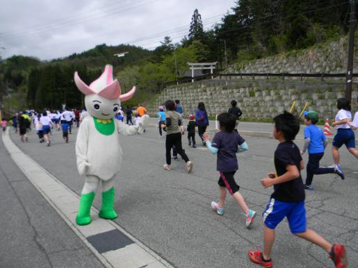 2017/06/10 13:20/白川ダムマラソンに参加しました。