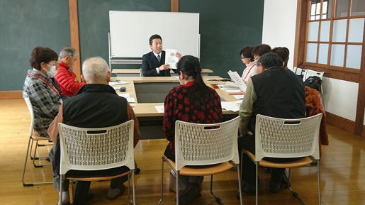 2020/02/20 11:28/「やまがた110ネットワーク」講座、開催!