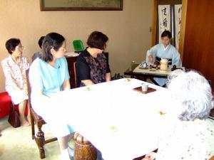 「隠れ家レストラン 欧園Teiのお茶会」の画像