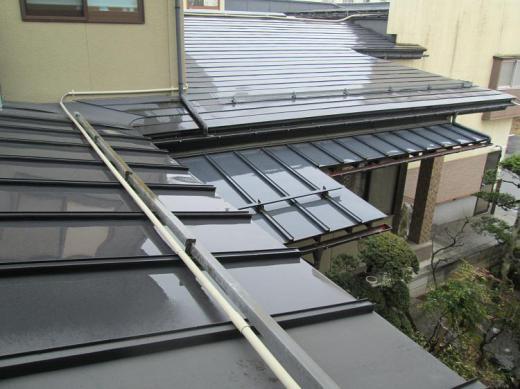 そろそろ屋根の季節です (^▽^)/