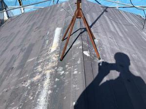 「屋根のメンテナンス」の画像