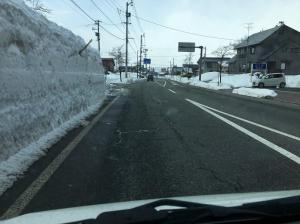 「尾花沢の雪」の画像