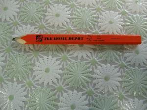 「作業用フラット鉛筆」の画像