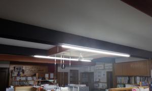 「事務所内のクロス貼り替え」の画像