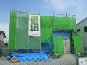 「【新築住宅】 寒河江市本楯 A様邸 板金工事 木工事」の画像
