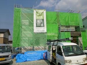 「【新築住宅】 寒河江市本楯 A様邸 木工事」の画像