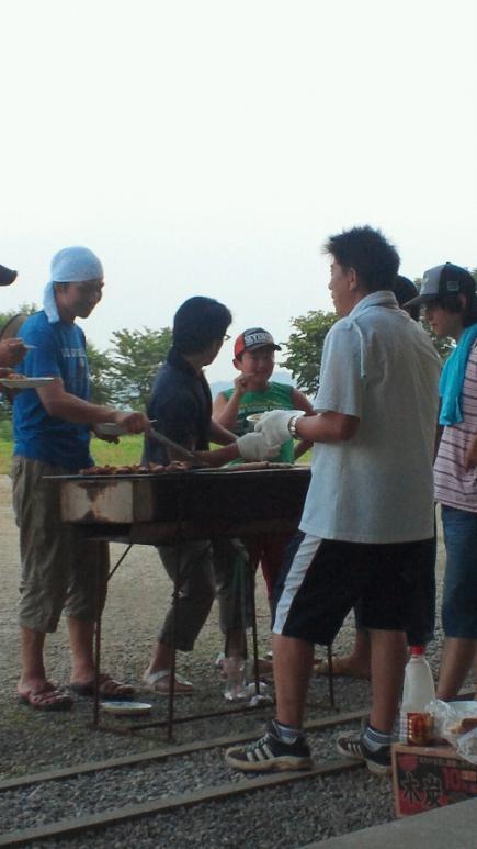 2012/08/02 19:40/BBQやっぱイイね〜!